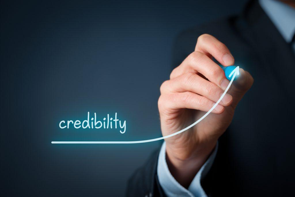 kredibilitas web