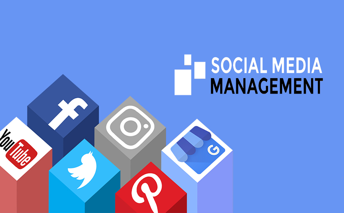 social media management feature image